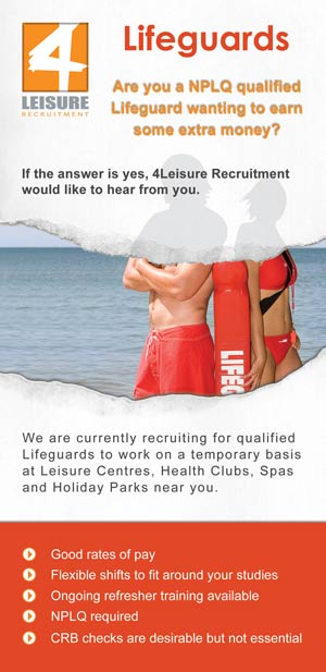 Lifeguards DL Leaflet