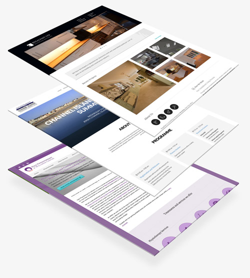 Web Design for Dulwich