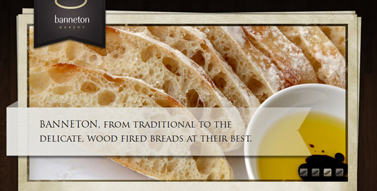 Banneton wood fired breads
