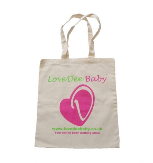 LoveDee Baby shopping bag
