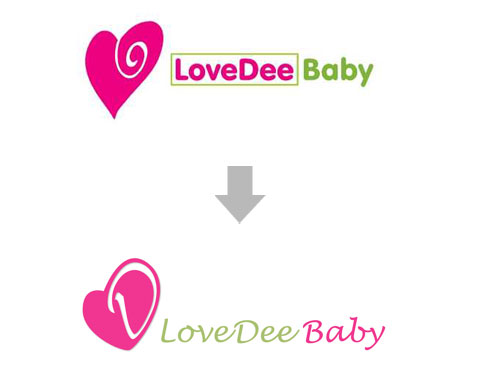 LoveDee Baby logo