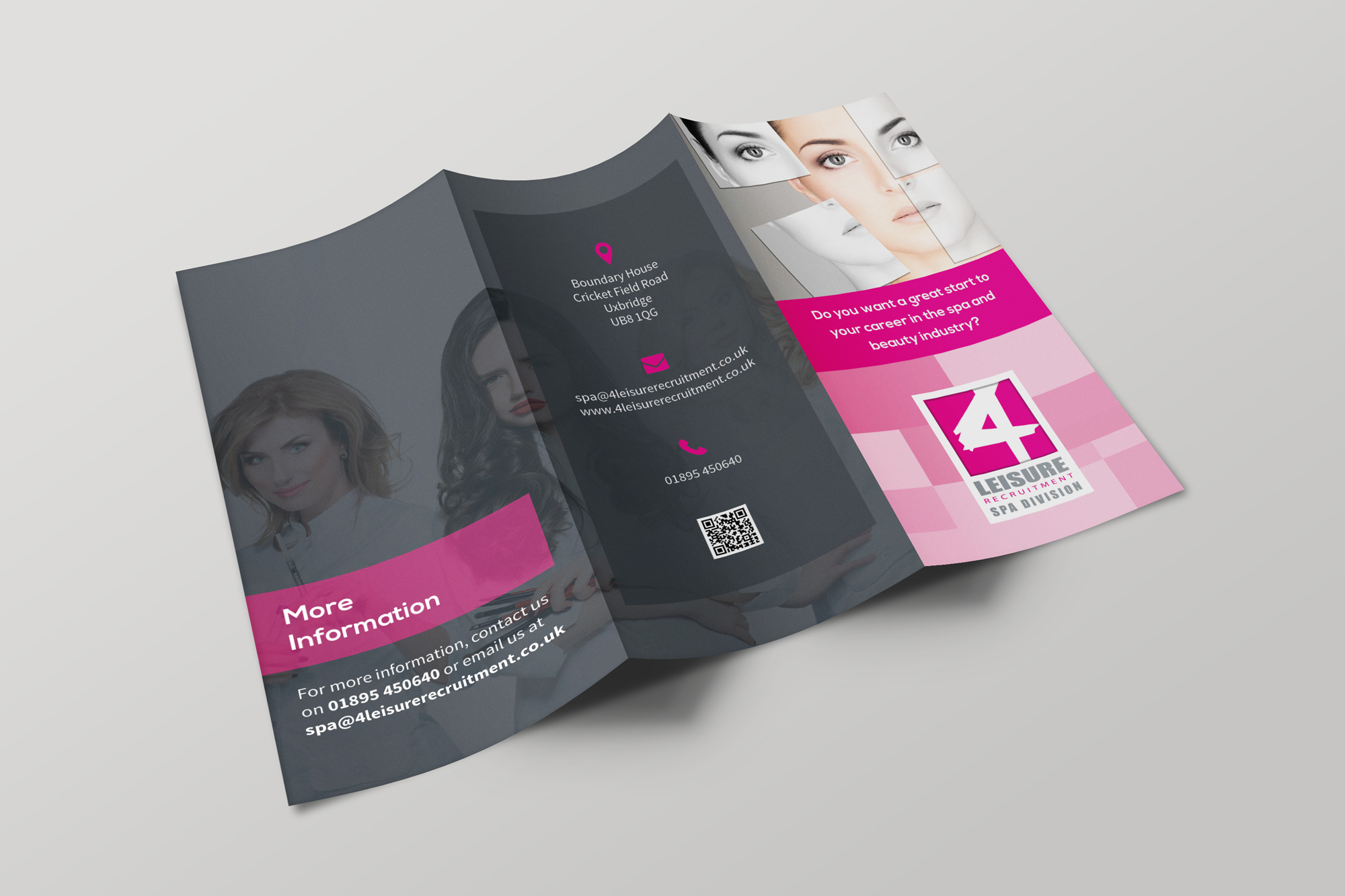 Trifold Brochure Front