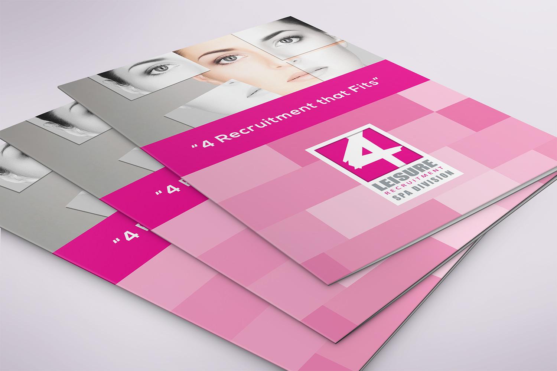 A5 Brochure Front