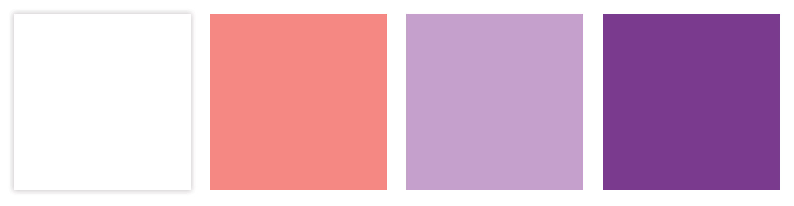 HPWC Colour Palette