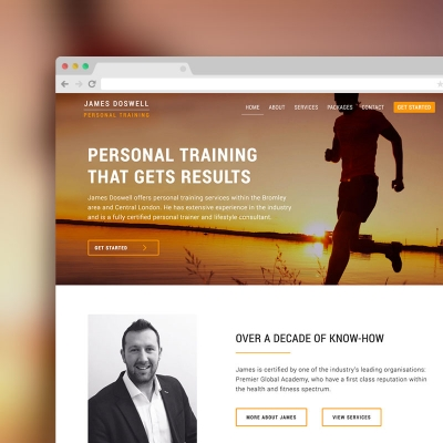 James Doswell Personal Training