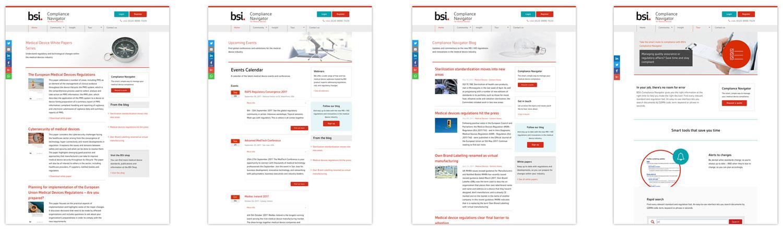 BSI screens